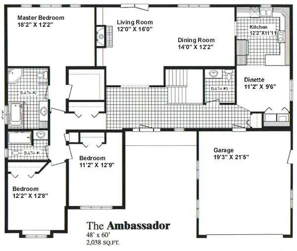 Ambassador :: Sea Hawk Homes