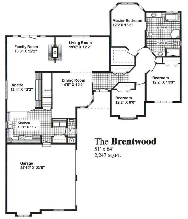Brentwood sea hawk homes for Brentwood house plan
