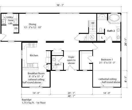 Baybridge likewise Draw up house floor plans besides Architecture Spanish Courtyard also Luxury Floor Plans furthermore AD2 10. on 1 level home plans designs